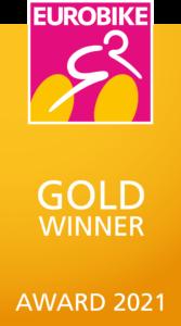 Eurobike Award gold raijn