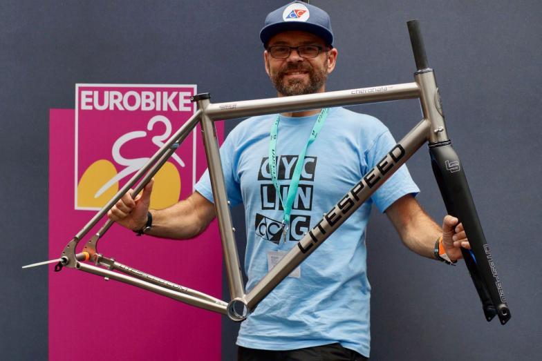 cycling Claude eurobike