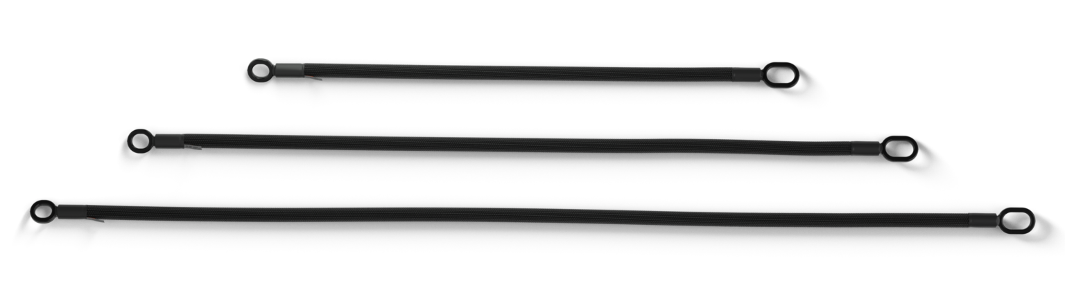 tex-lock eyelet S, M, L vergleich