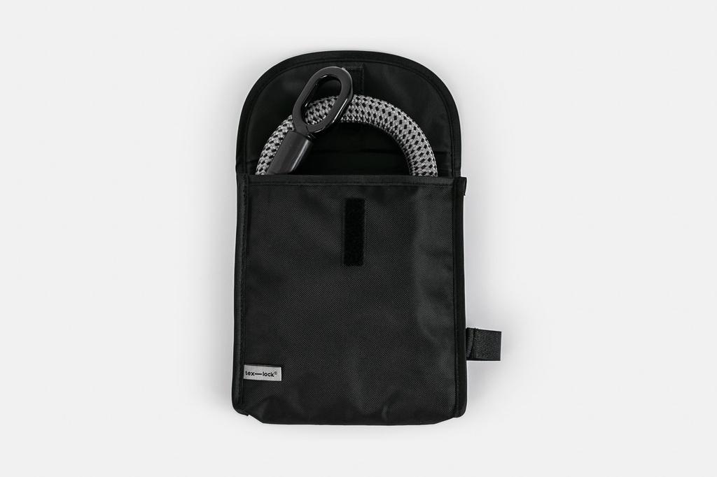Tasche für tex—lock mate und eyelet